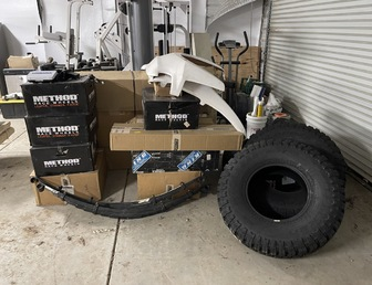 For Sale:Brenthel Baja Kits 19+Chevy Long Travel suspension with Kings. NEW!