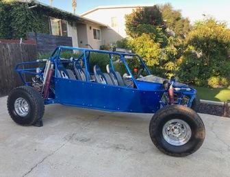 For Sale:2013 Custom Sand Car
