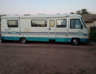 Trailer/Motorcoach-158521