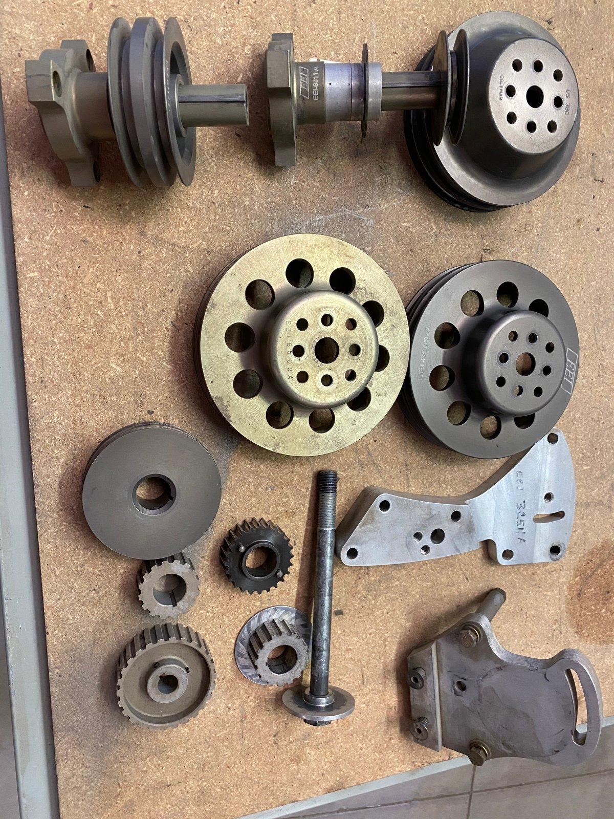 For Sale: Pulleys - photo0