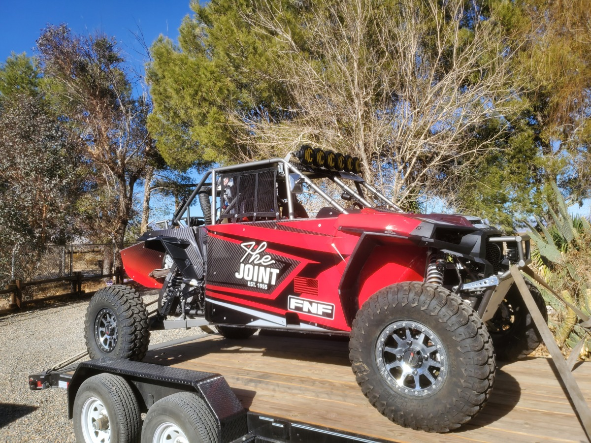 For Sale: BITD Race RZR Health issue causing sale.  $47K - photo4