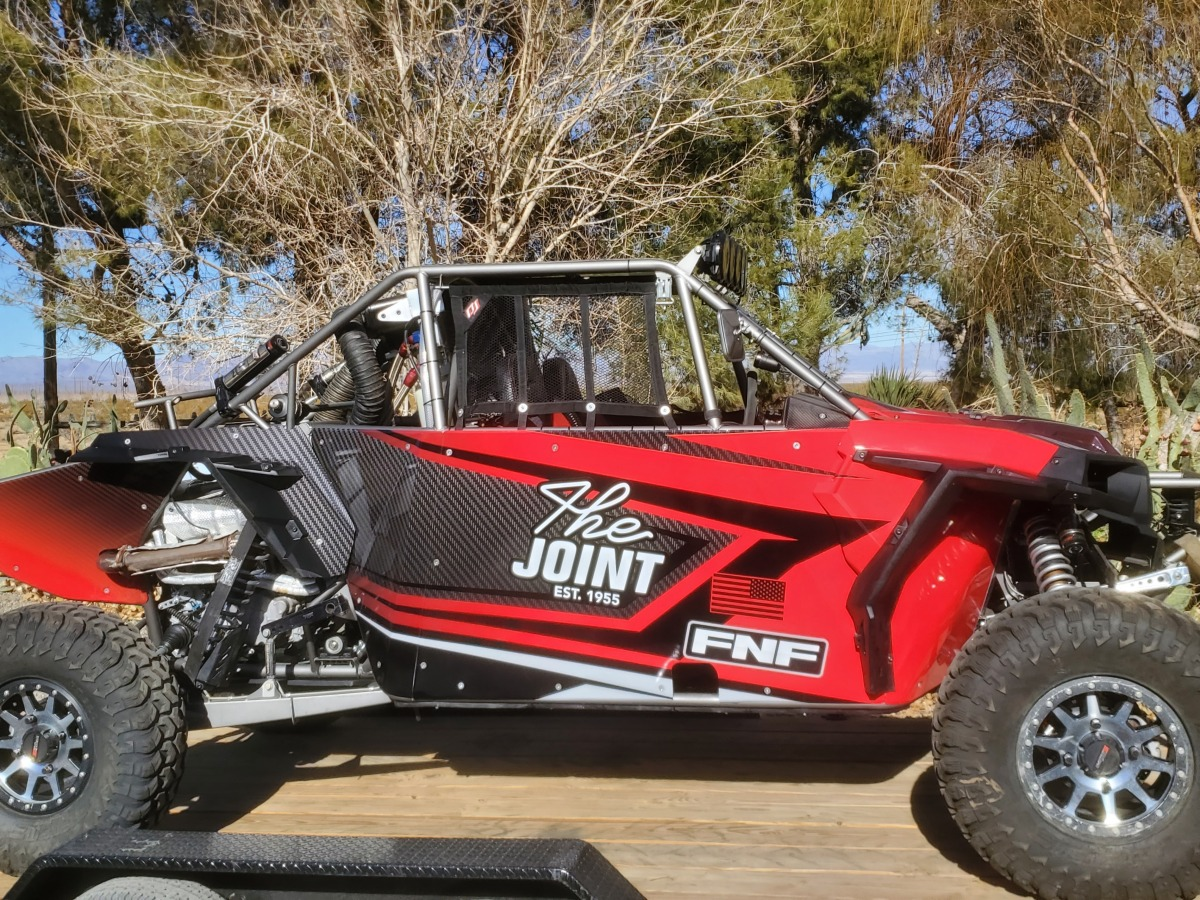For Sale: BITD Race RZR Health issue causing sale.  $47K - photo3