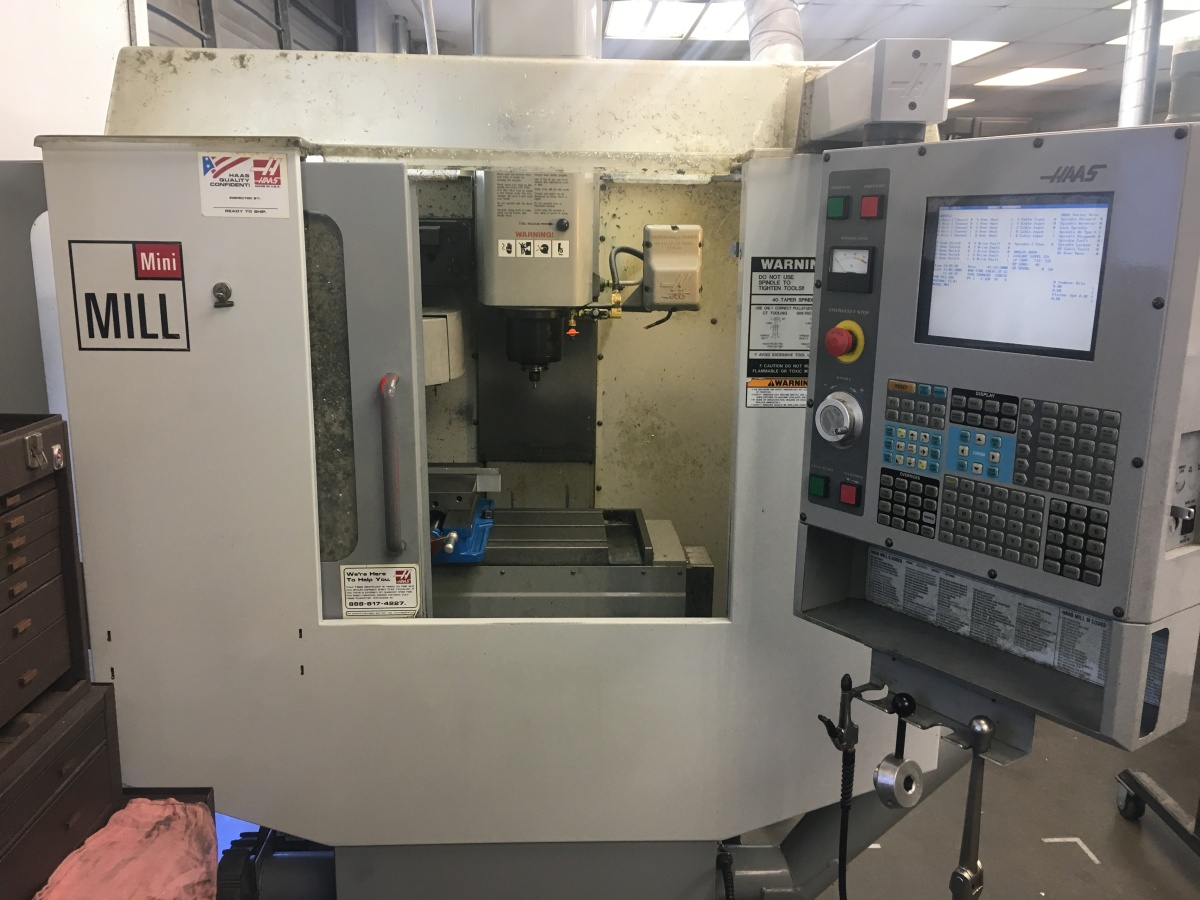 For Sale: Haas mini mill - photo0