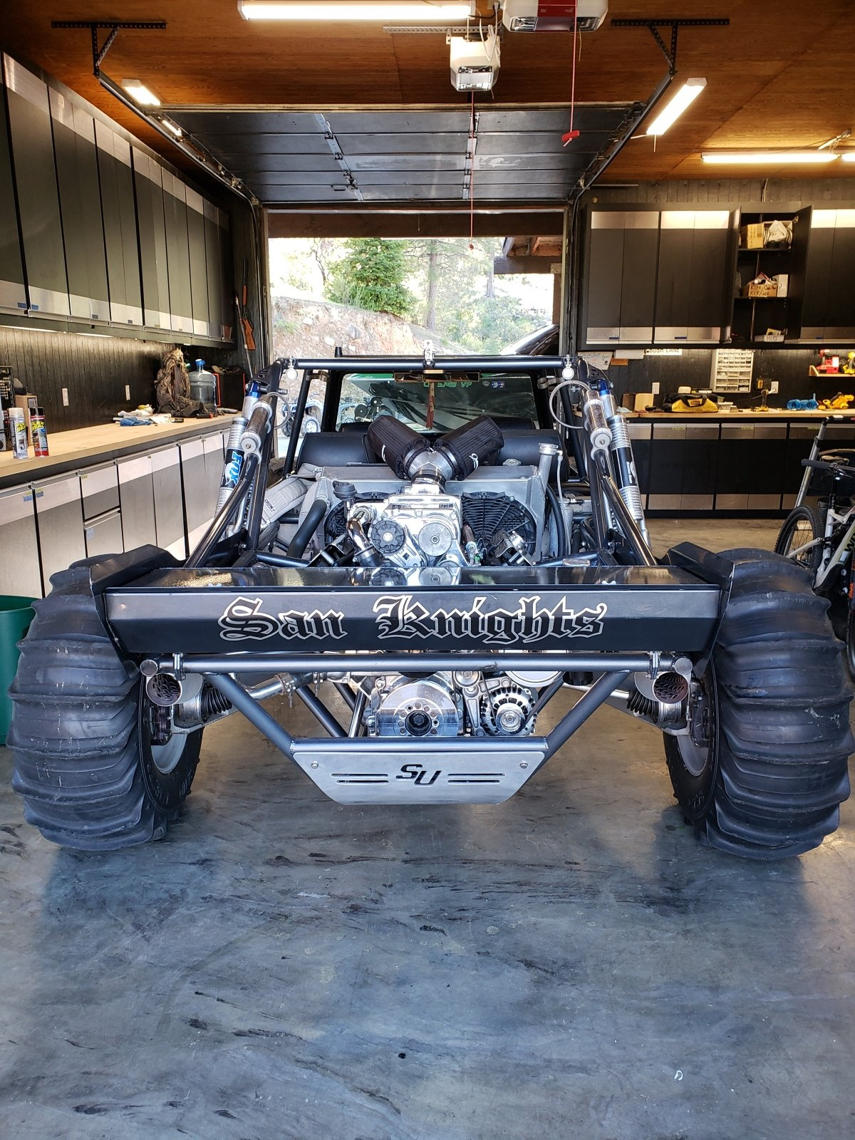For Sale: Suspensions Unlimited Kenny Bell Turnkey S4 - photo9