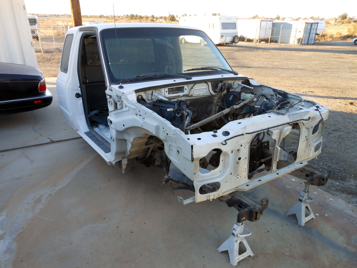For Sale: 2001 Ranger XLT Cab and Chassis Perfect $Lowered - photo0