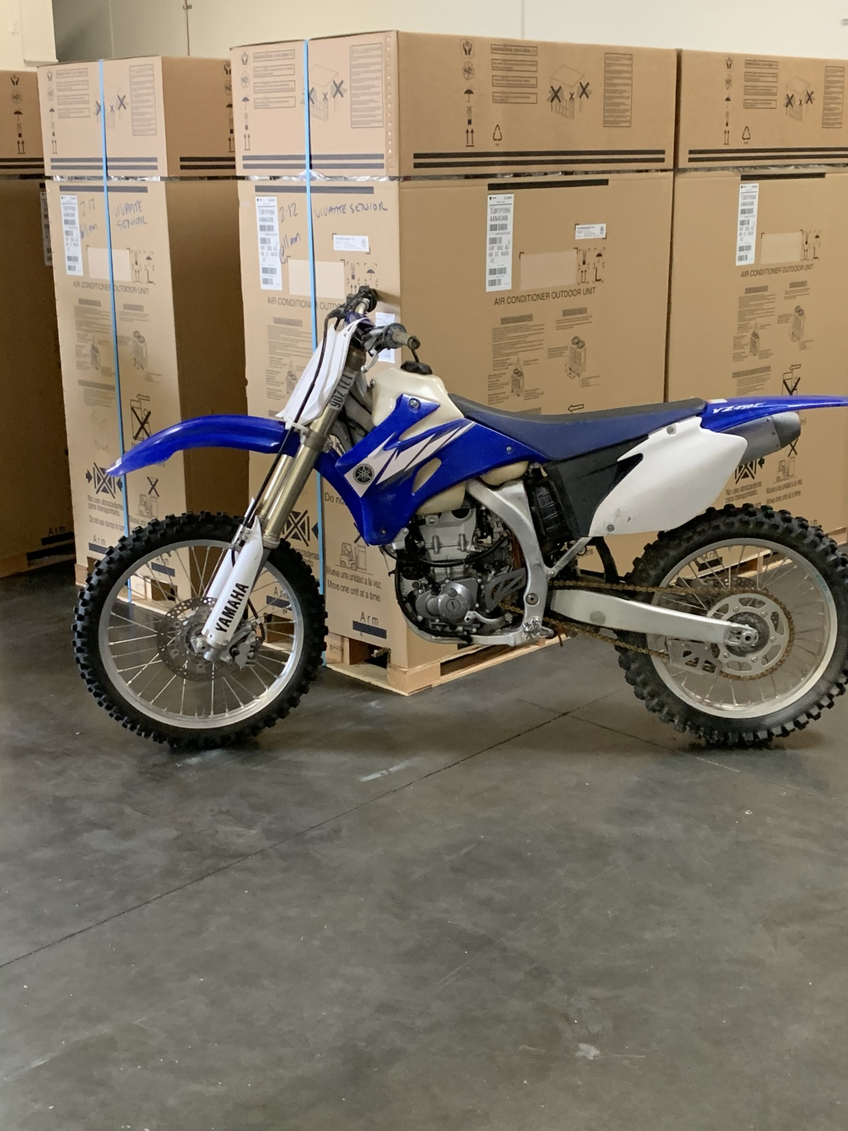 For Sale: 2006 YZ450 - photo0