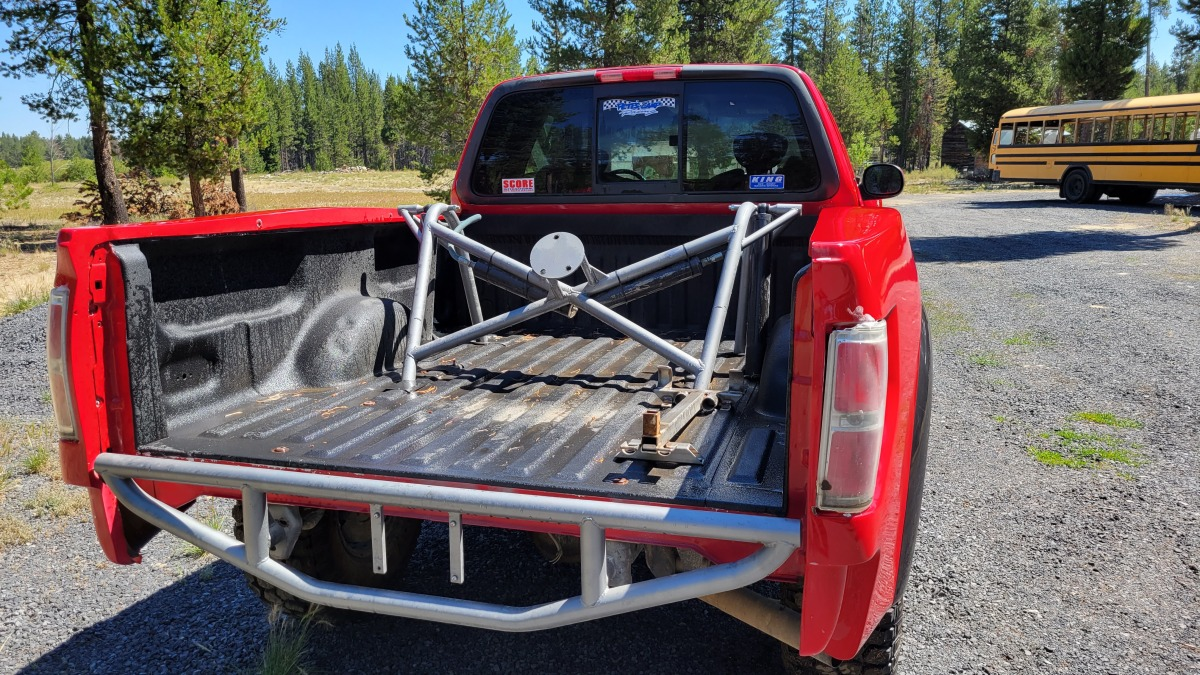 For Sale: 2001 Ford f150 4x4 prerunner - photo6