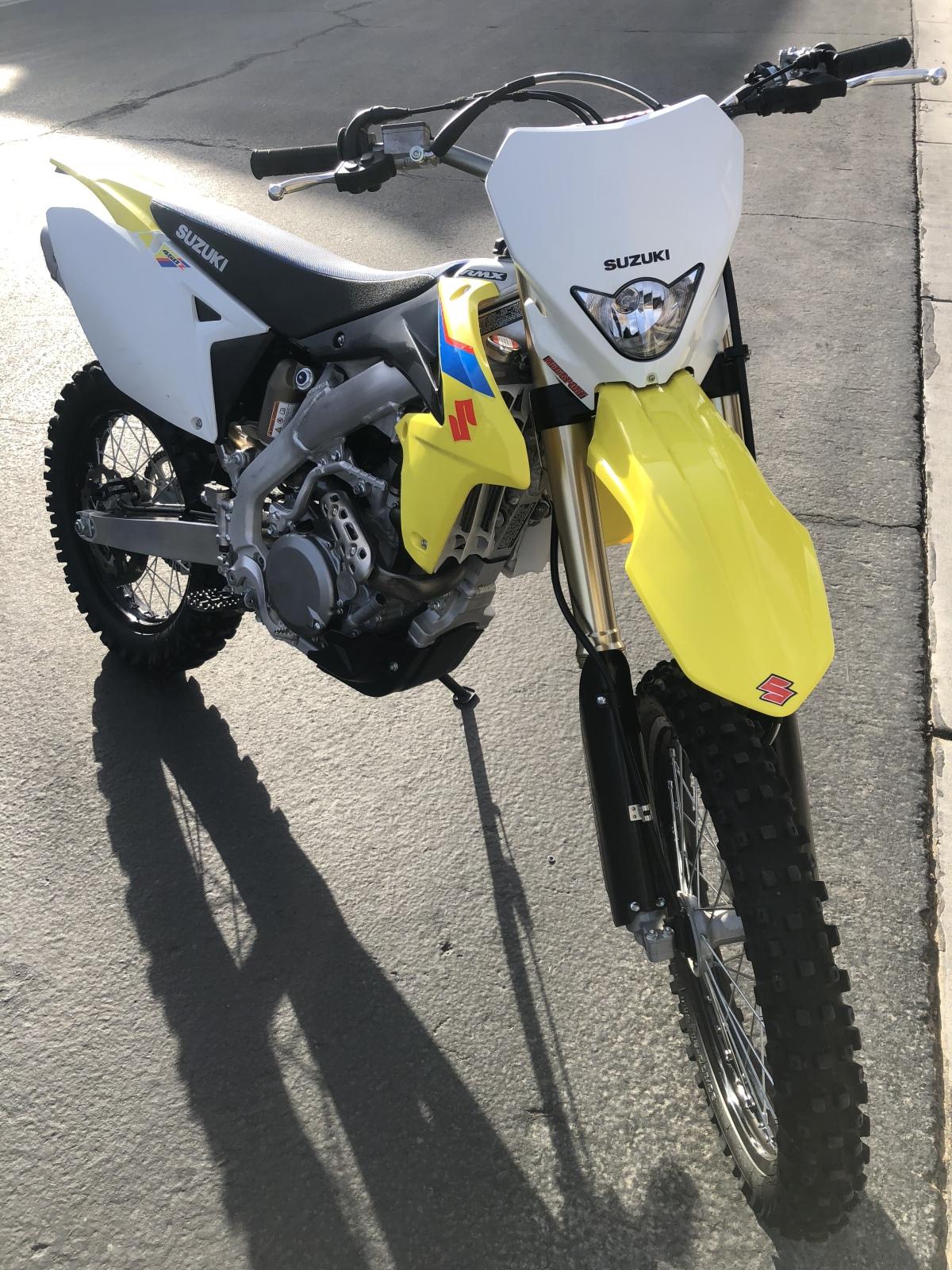 For Sale: 2019 Suzuki RMX450Z  - photo3