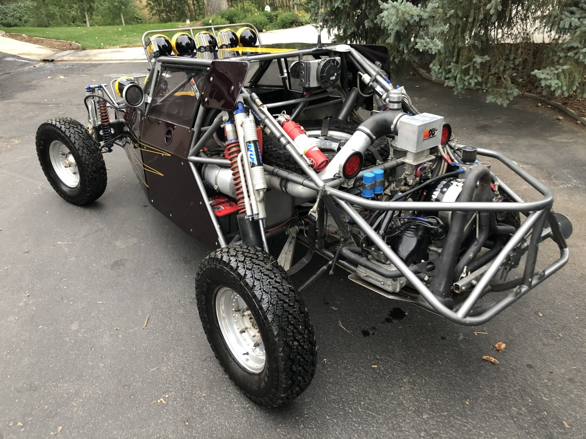 For Sale: SCORE Class 12 Off Road Racing Buggy - photo4