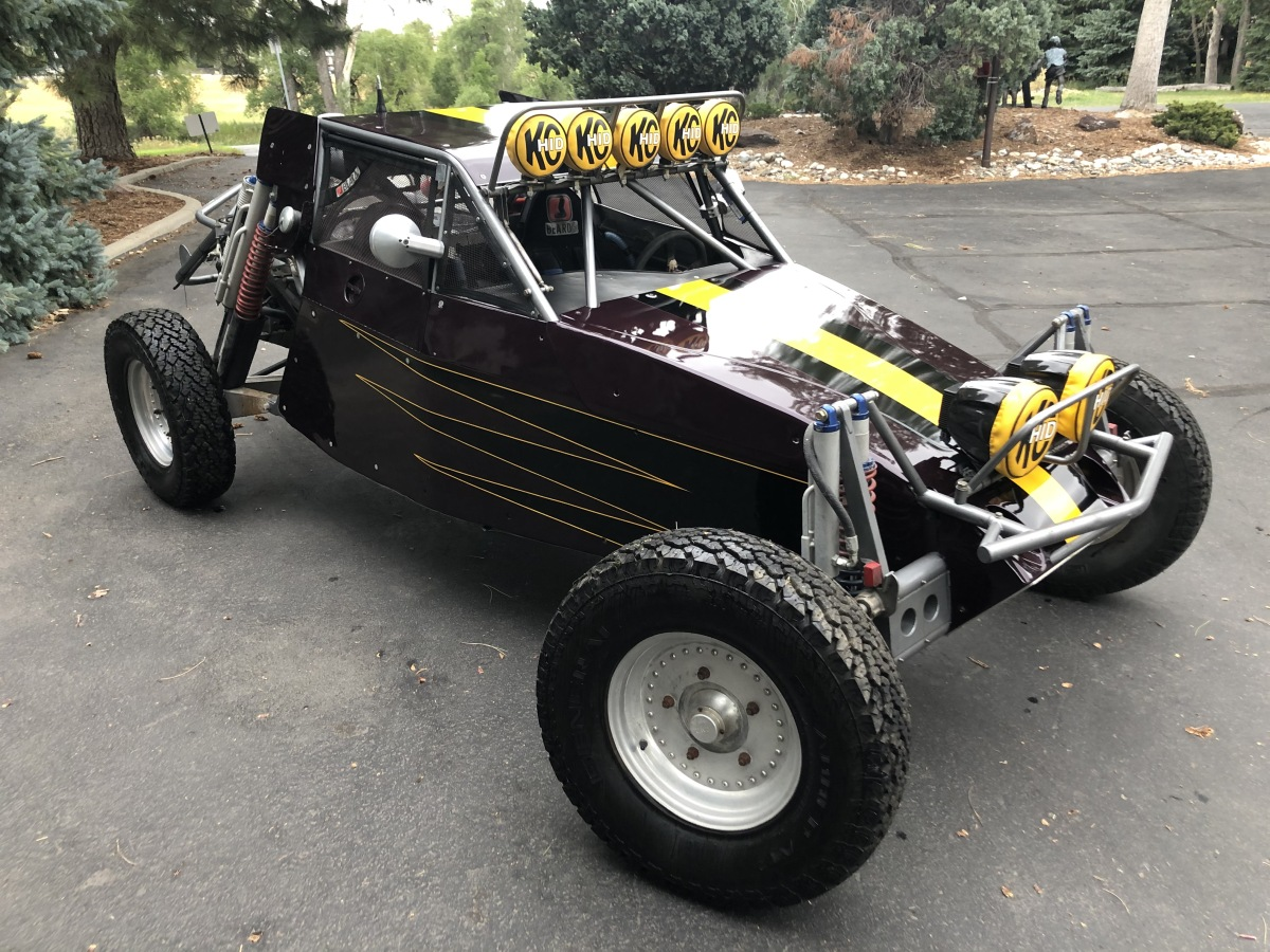 For Sale: SCORE Class 12 Off Road Racing Buggy - photo2