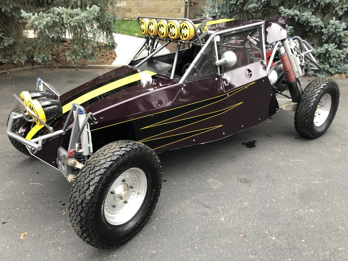 For Sale: SCORE Class 12 Off Road Racing Buggy - photo0