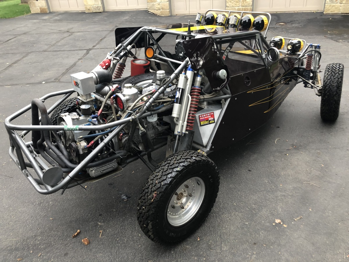 For Sale: SCORE Class 12 Off Road Racing Buggy - photo3